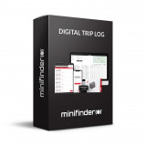 MiniFinder Digital Trip Log